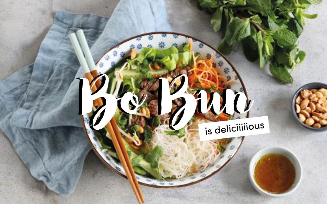 Recette Bo Bun